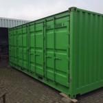 Containerhuis