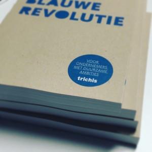De Blauwe Revolutie covert