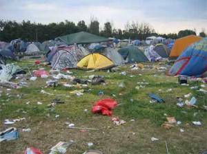 Duurzaam festival
